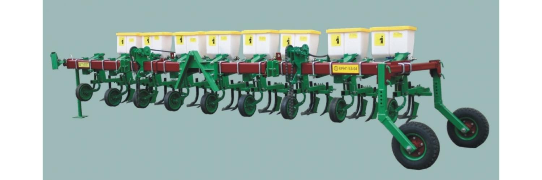 Культиватор растение-питатель навесной КРНГ-5,6